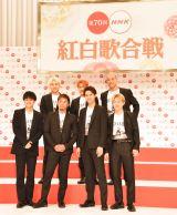『第70回NHK紅白歌合戦』への出場が決定したGENERATIONS from EXILE TRIBE (C)ORICON NewS inc.