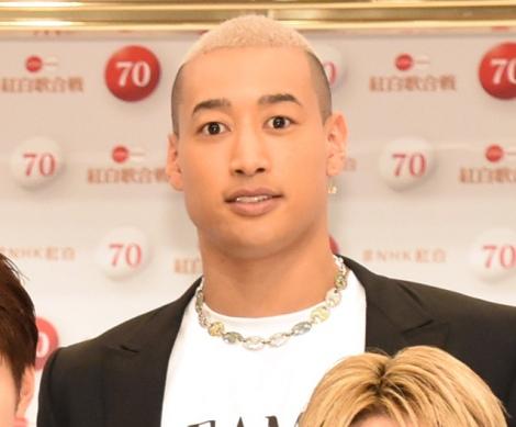 『第70回NHK紅白歌合戦』への出場が決定したGENERATIONS from EXILE TRIBE・関口メンディー (C)ORICON NewS inc.