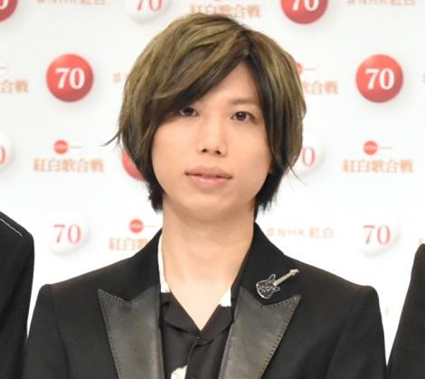 『第70回NHK紅白歌合戦』への出場が決定したOfficial髭男dism・小笹大輔 (C)ORICON NewS inc.