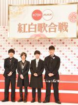 『第70回NHK紅白歌合戦』への出場が決定したOfficial髭男dism (C)ORICON NewS inc.