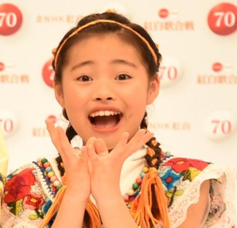 『第70回NHK紅白歌合戦』への出場が決定したFoorin・りりこ (C)ORICON NewS inc.