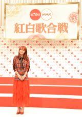 『第70回NHK紅白歌合戦』への出場が決定したLiSA (C)ORICON NewS inc.