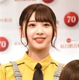 『第70回NHK紅白歌合戦』への出場が決定した日向坂46・富田鈴花 (C)ORICON NewS inc.