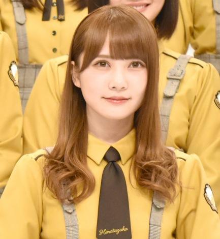 『第70回NHK紅白歌合戦』への出場が決定した日向坂46・加藤史帆 (C)ORICON NewS inc.