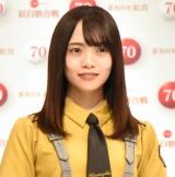 『第70回NHK紅白歌合戦』への出場が決定した日向坂46・宮田愛萌 (C)ORICON NewS inc.