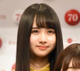 『第70回NHK紅白歌合戦』への出場が決定した日向坂46・上村ひなの (C)ORICON NewS inc.