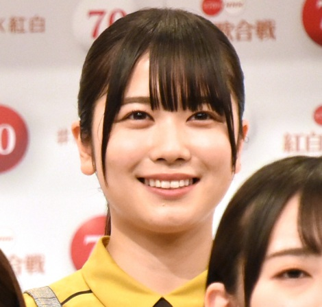 『第70回NHK紅白歌合戦』への出場が決定した日向坂46・丹生明里 (C)ORICON NewS inc.