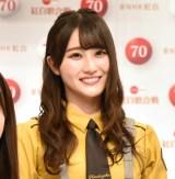 『第70回NHK紅白歌合戦』に初出場する日向坂46・潮紗理菜 (C)ORICON NewS inc.