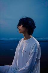「パプリカ」の作詞・作曲を手がけた米津玄師 photo by 山田智和