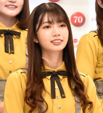 『第70回NHK紅白歌合戦』に初出場する日向坂46・高本彩花 (C)ORICON NewS inc.
