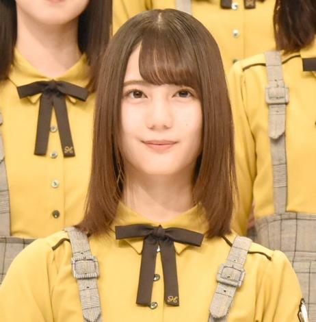 『第70回NHK紅白歌合戦』に初出場する日向坂46・小坂菜緒 (C)ORICON NewS inc.