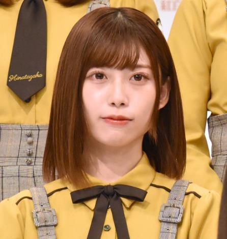 『第70回NHK紅白歌合戦』に初出場する日向坂46・東村芽依 (C)ORICON NewS inc.