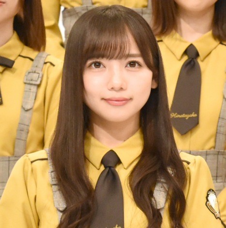 『第70回NHK紅白歌合戦』に初出場する日向坂46・齊藤京子 (C)ORICON NewS inc.