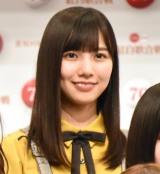 『第70回NHK紅白歌合戦』に初出場する日向坂46・河田陽菜 (C)ORICON NewS inc.