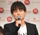 『第70回NHK紅白歌合戦』に初出場するGENERATIONS from EXILE TRIBE・白濱亜嵐 (C)ORICON NewS inc.