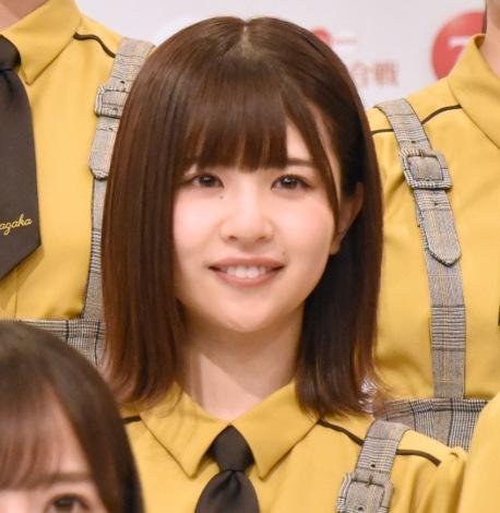 『第70回NHK紅白歌合戦』に初出場する日向坂46・松田好花 (C)ORICON NewS inc.