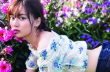 1st写真集の発売が決定した乃木坂46・山下美月(撮影/須江隆治)