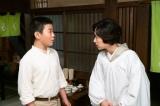 寅次郎(井上優吏)と光子(井上真央)(C)NHK
