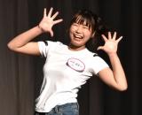 オーディション『美笑女グランプリ』審査員特別賞の山中遥希さん (C)ORICON NewS inc.