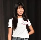 オーディション『美笑女グランプリ』可知紅葉さん (C)ORICON NewS inc.