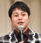 オーディション『美笑女グランプリ』にゲスト出演した井上裕介 (C)ORICON NewS inc.