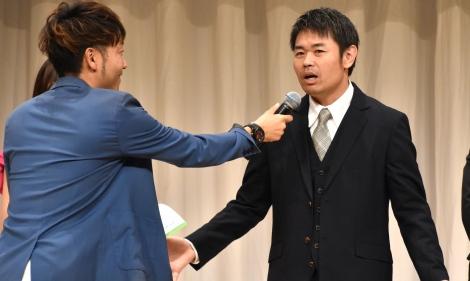 オーディション『美笑女グランプリ』特別審査員を務めた品川ヒロシ (C)ORICON NewS inc.