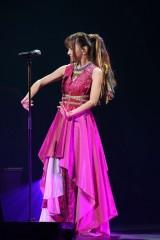 デビュー20周年の節目に開催したツアーを完遂した倉木麻衣