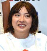 『ParaFes 2019〜UNLOCK YOURSELF〜』囲み取材に出席した岡崎愛子選手 (C)ORICON NewS inc.