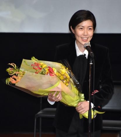 シム・ウンギョン=第29回映画祭TAMA CINEMA FORUM『第11回TAMA映画賞授賞式』 (C)ORICON NewS inc.