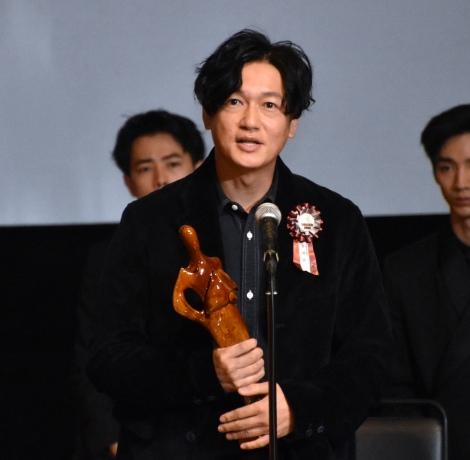 井浦新=第29回映画祭TAMA CINEMA FORUM『第11回TAMA映画賞授賞式』 (C)ORICON NewS inc.