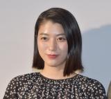 映画『ゴーストマスター』先行プレミア上映会に出席した成海璃子 (C)ORICON NewS inc.