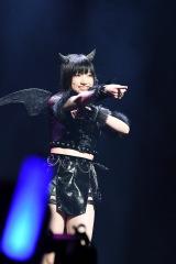 「わるきー」披露に会場は大歓声(17日=東京国際フォーラム ホールC)(C)NMB48
