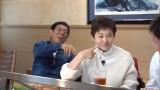 日本テレビ系バラエティー特番『誰も知らない明石家さんま』で離婚以来初の対談を行った(左から)明石家さんま、大竹しのぶ
