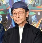 『少年クロニクル POP-UP STORE』の発表会に出席した田名網敬一氏 (C)ORICON NewS inc.