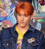 『少年クロニクル POP-UP STORE』の発表会に出席したGENERATIONS from EXILE TRIBE・中務裕太 (C)ORICON NewS inc.