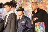 『少年クロニクル POP-UP STORE』の発表会に出席したGENERATIONS from EXILE TRIBE (C)ORICON NewS inc.