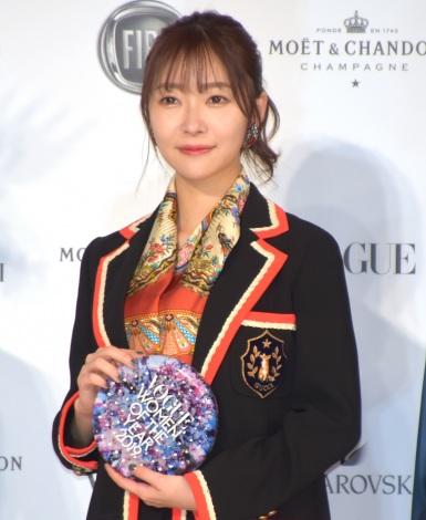 『VOGUE JAPAN WOMEN OF THE YEAR 2019』を受賞した指原莉乃 (C)ORICON NewS inc.