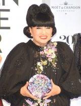 『VOGUE JAPAN WOMEN OF OUR TIME』を受賞した黒柳徹子 (C)ORICON NewS inc.