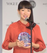 『VOGUE JAPAN WOMEN OF THE YEAR 2019』を受賞した近藤麻理恵 (C)ORICON NewS inc.
