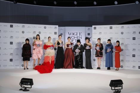 『VOGUE JAPAN WOMEN OF THE YEAR 2019』を受賞した近藤麻理恵