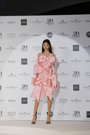 『VOGUE JAPAN RISING STAR OF THE YEAR 2019』を受賞した美佳