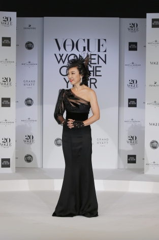 『VOGUE JAPAN WOMEN OF OUR TIME』を受賞した松任谷由実