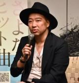 書籍『さよなら、ヒット曲』の出版記念トークショー&サイン会に登壇した今井了介 (C)ORICON NewS inc.
