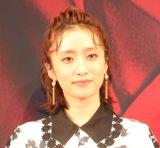 ミュージカル『Endless SHOCK』上演20周年記念公演製作発表に登場した梅田彩佳 (C)ORICON NewS inc.