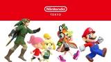 渋谷パルコにオープンする「Nintendo TOKYO」 (C)Nintendo