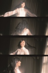 『ViVi』1月号に登場する森田望智