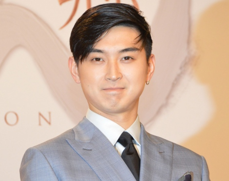NHK大河ドラマ『西郷どん』に出演が決まった松田翔太 (C)ORICON NewS inc.