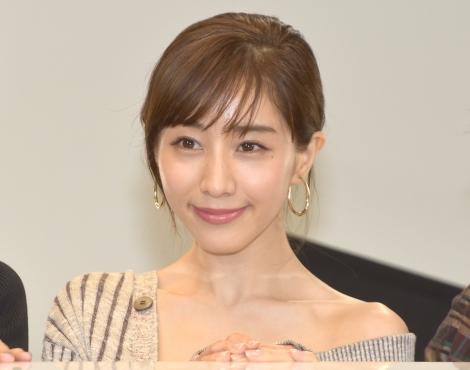サムネイル 美や結婚について熱い思いを語った田中みな実 (C)ORICON NewS inc.