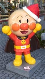 『バンダイ クリスマスセレモニー』よりアンパンマン (C)ORICON NewS inc.