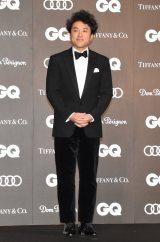 『GQ MEN OF THE YEAR 2019』で『アクター・オブ・ザ・イヤー』を受賞したムロツヨシ (C)ORICON NewS inc.